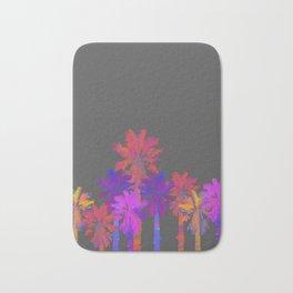 Vibrant Palmtrees No.1 Bath Mat