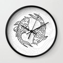 Lovefish 01 Wall Clock