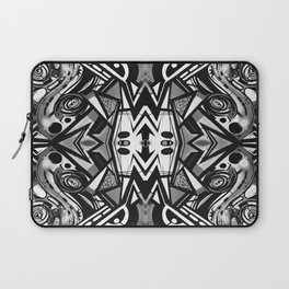 "Future funk Pattern ""symeric"" Laptop Sleeve"