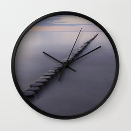 Breakwater Wall Clock