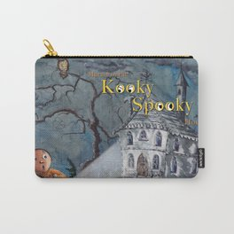 Marvin in the Kooky Spooky House Carry-All Pouch