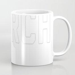 BASEBALL CHURCH T-SHIRT Coffee Mug