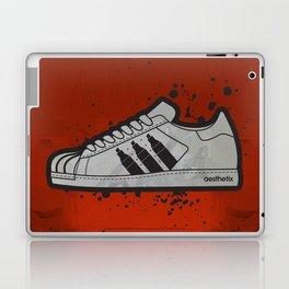 Aesthetix 3 Pens Superstar (Safety Orange) Laptop & iPad Skin