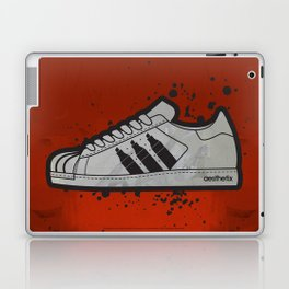 Aesthetix 3 Pens Superstar (Safety Orange) Laptop & iPad Skin