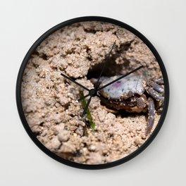 Crab No.1 Wall Clock