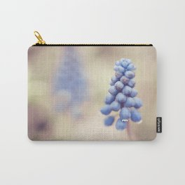 Baby Blue Carry-All Pouch