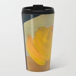 orange one Travel Mug