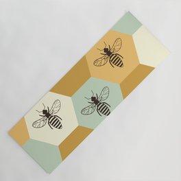 Beehive Yoga Mat