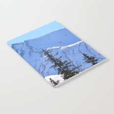 Back-Country Skiing  - V Notebook