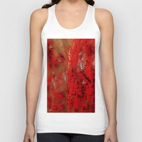 earth Tank Tops featuring Earth by Saundra Myles