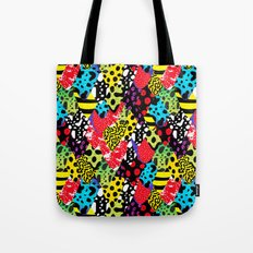 Exotic Frogs Tote Bag
