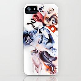 P.O.A.M Fender iPhone Case