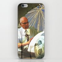 giants iPhone & iPod Skins featuring GIANTS by Aaron Rossell
