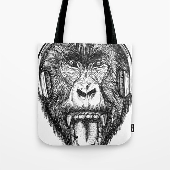 Scream And Shout Tote Bag