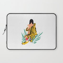 Waking the tiger Laptop Sleeve