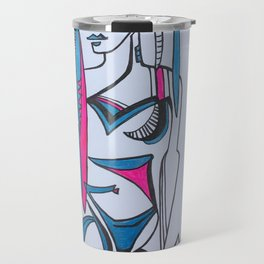 Street Girl 1 Travel Mug