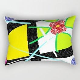 Flower Box Rectangular Pillow