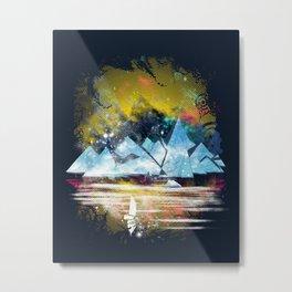 iceland islands Metal Print