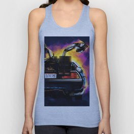 Back To The Future Unisex Tank Top