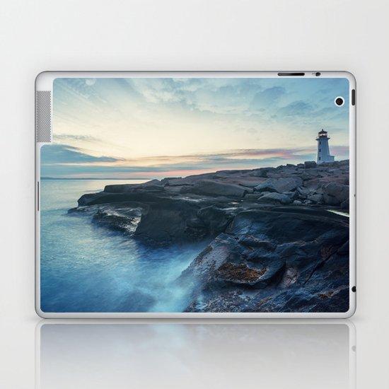 Peggy's Point in Twilight Laptop & iPad Skin