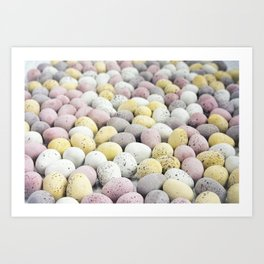 Easter Egg VI Art Print