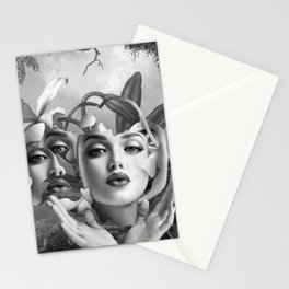Drifting On A Memory Stationery Cards