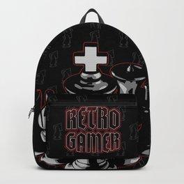 Chess Retro Gamer Backpack