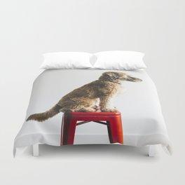 Soft-Coated Wheaten Terrier Duvet Cover