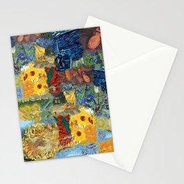 Vinny's World Stationery Cards