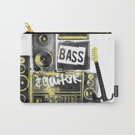 Beats, Bass & Guitar. Carry-All Pouch