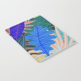 Lush Leaves 2 Notebook