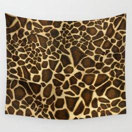 Little Giraffe Wall Tapestry