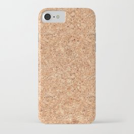 Real Cork iPhone Case
