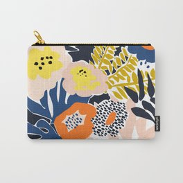 More design for a happy life Carry-All Pouch