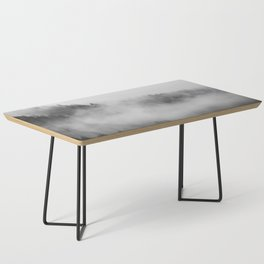 Foggy Forest Coffee Table