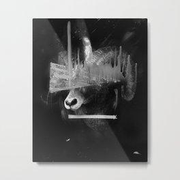 Aries: The Milligram Ram Metal Print