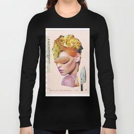 Die Kuchenfrau · hätt ich dich heut erwartet... Long Sleeve T-shirt