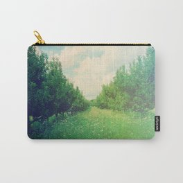 Apple Orchard in Spring Carry-All Pouch
