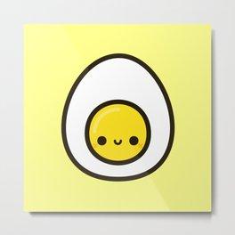 Yummy egg Metal Print