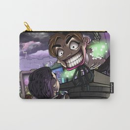 Warp-portal Sales Person Carry-All Pouch