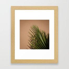 In Memory of Morocco Framed Art Print