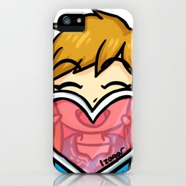 Link Love iPhone Case