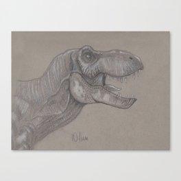 T Rex Canvas Print
