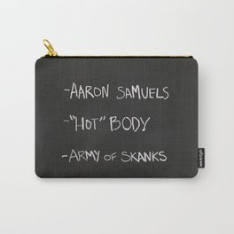 Regina George's Resources from the movie Mean Girls Carry-All Pouch
