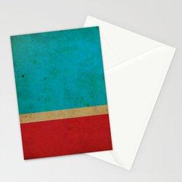 Flag Stripes Stationery Cards