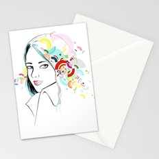 Thoughts Stationery Cards