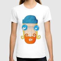jack daniels T-shirts featuring Jack by marcusmelton