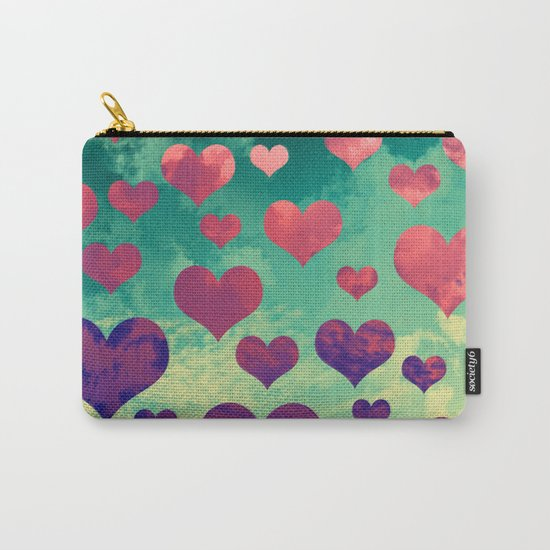 Happy in Love 2 Carry-All Pouch