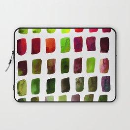 Brushstrokes 1za by Kathy Morton Stanion Laptop Sleeve