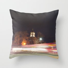 Passing of the Tarts Throw Pillow